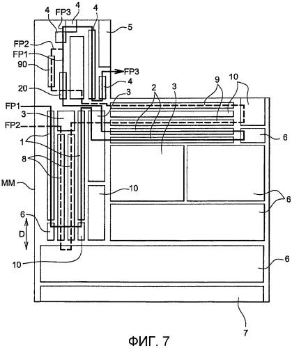 Способ расширения сборочного цеха завода по производству автомобилей и связанные с таким расширением сборочные цеха