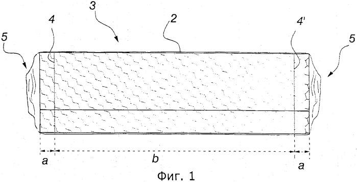 Упаковка минераловатного продукта