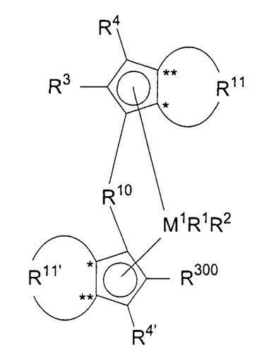 Металлоценовые соединения, катализаторы, их содержащие, способ получения олефинового полимера в результате использования катализаторов и олефиновые гомо- и сополимеры