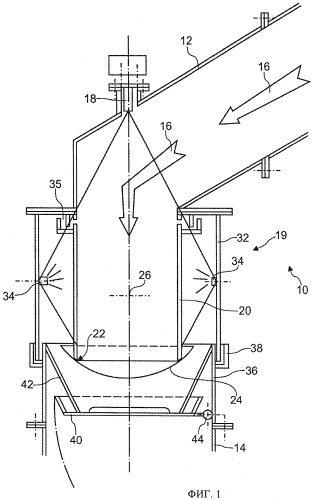 Отводная трубопроводная система коксовой печи