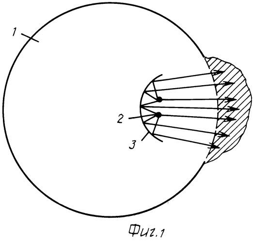 Способ электрогидравлической деформации ствола сваи