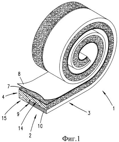 Уплотнительная лента из пенопласта