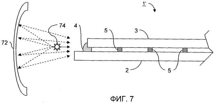 Локальное нагревание краевых уплотнений для вакуумного изоляционного стеклопакета и/или унифицированная печь для осуществления данного стеклопакета