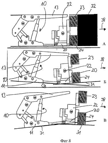 Способ контролируемого соблюдения зазора между верхним перекрытием и угольным забоем в очистных забоях