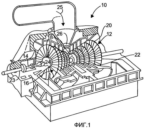 Система масляного уплотнения и паровая турбина