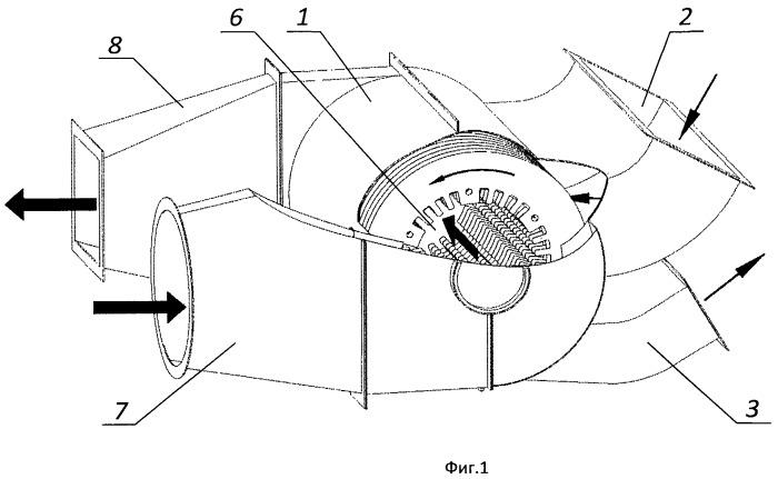 Устройство для теплообмена, осушения и очистки газа