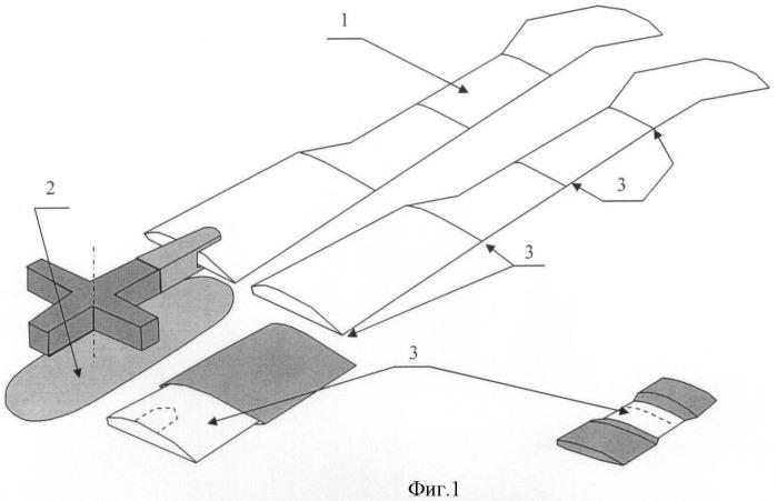 Способ изготовления образца для испытания на прочность лопасти модели воздушного винта