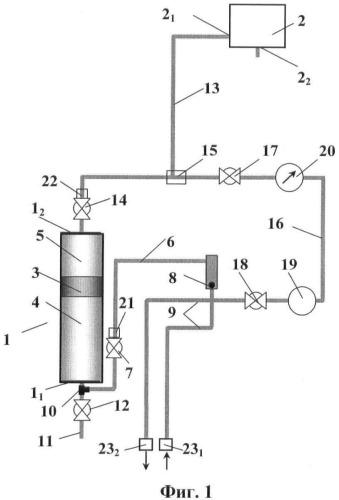 Устройство для отбора проб из напорного трубопровода (варианты)