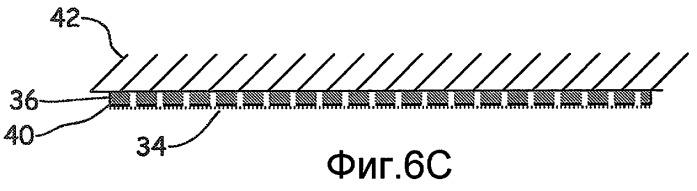 Способ выполнения звукоизоляционной структуры, получаемая звукоизоляционная структура и покрытие, в котором применяется такая структура