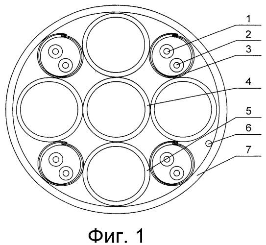 Симметричный четырехпарный кабель 6а категории с улучшенными характеристиками