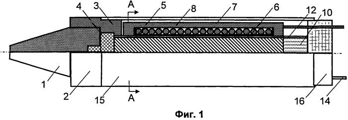 Элемент фазированной антенной решетки
