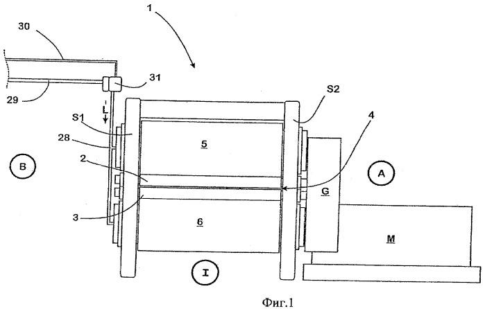 Клеть прокатного стана для прокатки металлических полос, а также валок или ролик для такой клети прокатного стана