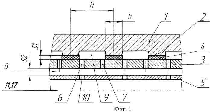 Способ электрохимической обработки локальных участков и устройство для его использования
