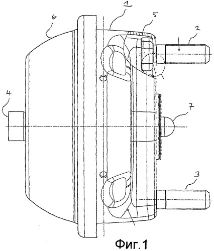 Способ монтажа крепежных винтов на тормозном цилиндре