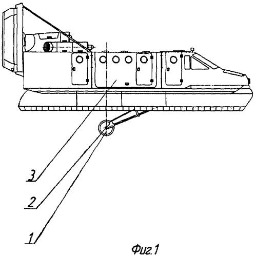Амфибийное судно на воздушной подушке