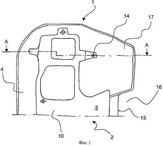 Сцепное устройство для транспортных средств для механического соединения первого и второго транспортных средств