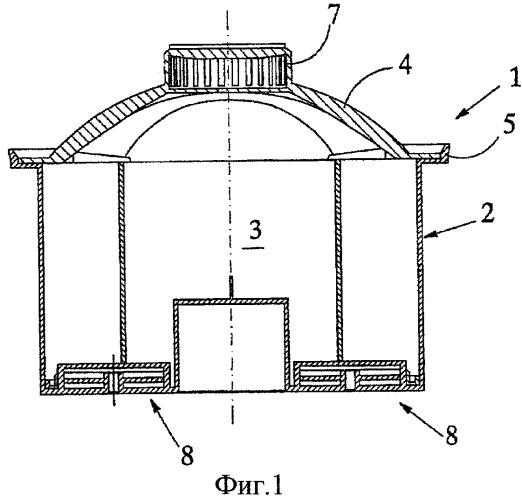 Фильтрующий патрон, в частности, для емкостей с перколяционным фильтром и способ его изготовления