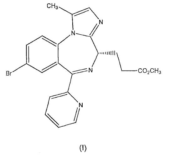Бензодиазепиновые соли кратковременного действия и их полиморфные формы