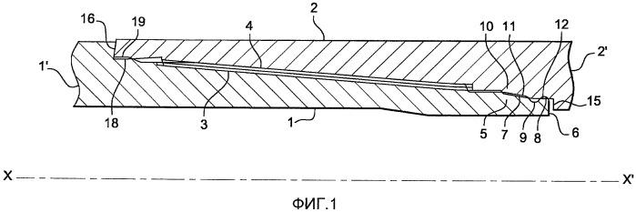 Изолированное резьбовое трубное соединение, устойчивое к последовательным нагрузкам давлением