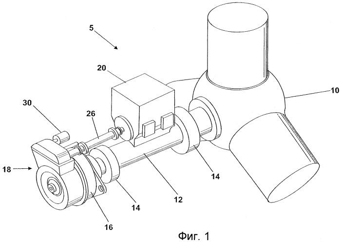 Приводной механизм электрогенератора (варианты), способ регулирования частоты вращения приводного механизма электрогенератора, турбина (варианты)