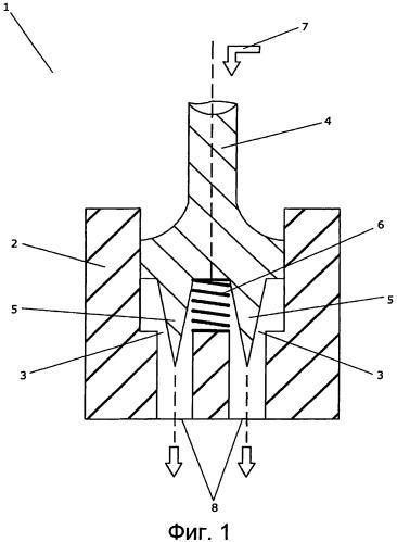 Расширительный клапан, содержащий смещающее устройство
