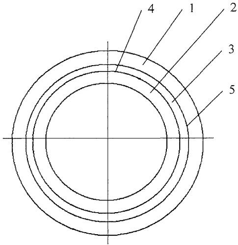 Многослойная труба для систем водоснабжения и отопления