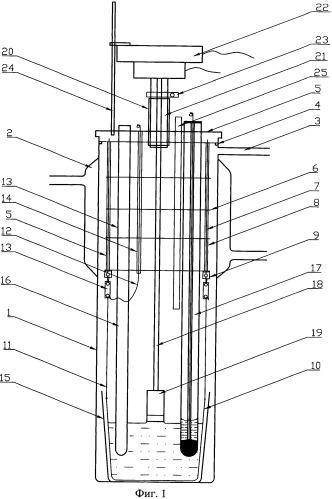 Способ регистрации изменения поверхностного натяжения твердых электродов, контактирующих с высокотемпературными электролитами