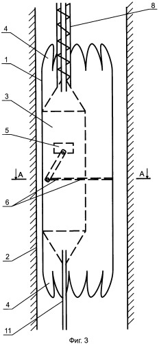 Прибор скважинный сейсмокаротажный
