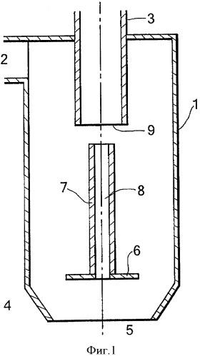 Сепаратор газа и твердых частиц