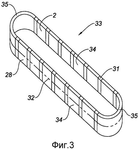 Механическая деталь, содержащая вставку из композитного материала