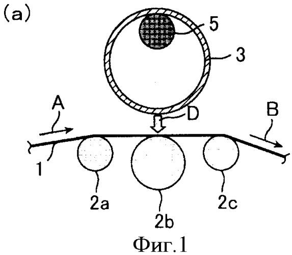 Роликовый импринтер и способ изготовления импринт-листа