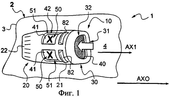 Воздухозаборник для турбодвигателя, самолет, снабженный таким воздухозаборником, и способ оптимизации работы авиационного турбодвигателя с помощью воздухозаборника