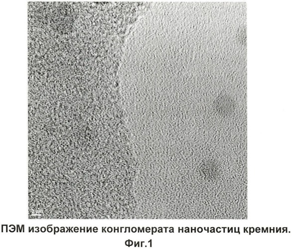Способ получения нанокристаллического кремния