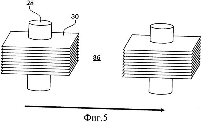 Установка и способ обработки балластной воды посредством излучающих уф средств и катализаторов
