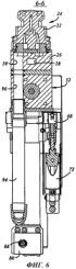 Механизм для подъема поддона стеклоформующей машины