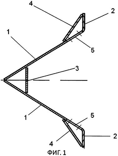 Опорная стойка для линии электропередачи (варианты)