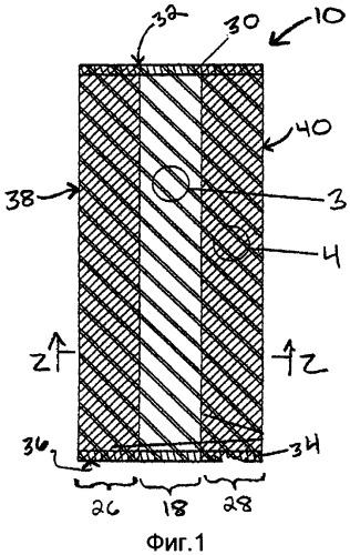 Заготовка для облицовки двери с калевкой и способ ее изготовления