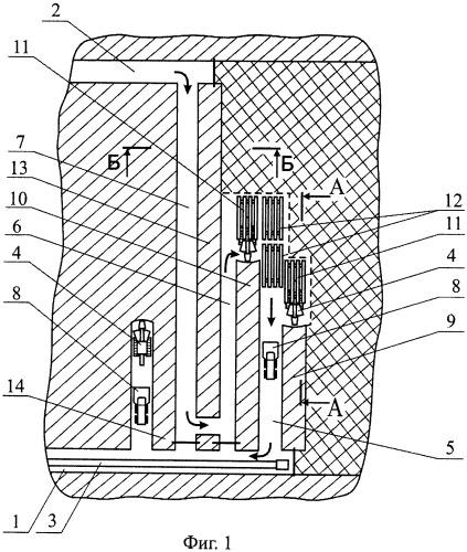 Способ разработки пологих и наклонных угольных пластов средней мощности