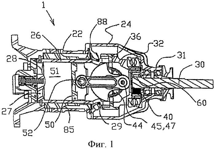 Роторный двигатель