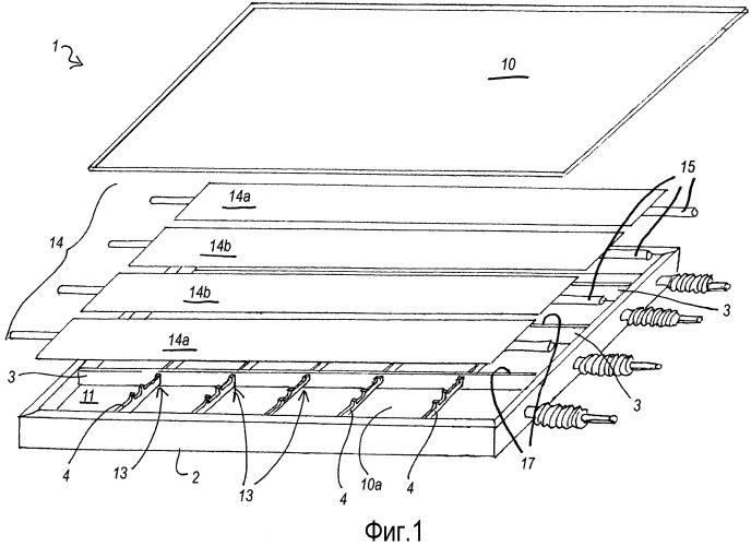 Высокоэффективная вакуумная панель солнечной батареи