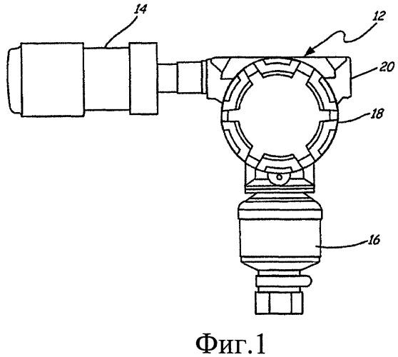 Адаптер беспроводной связи для полевых устройств