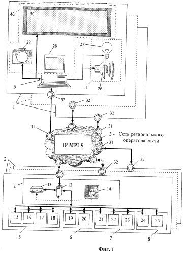 Система мониторинга безопасной эксплуатации зданий и инженерно-строительных сооружений