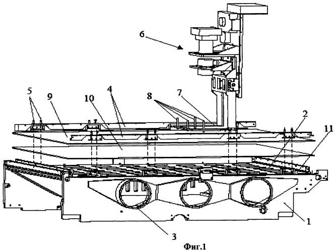 Фиксирующее устройство для растра и светочувствительных материалов, используемое в стереоскопических проекционных изображениях