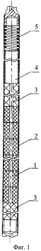 Невентилируемый тепловыделяющий элемент ядерного реактора