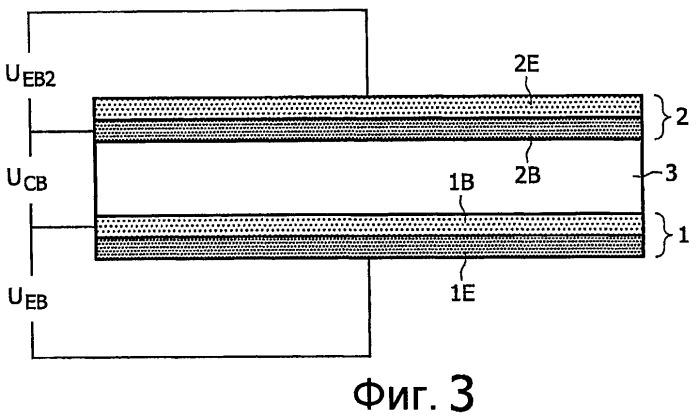 Органическое светоизлучающее устройство с регулируемой инжекцией носителей заряда