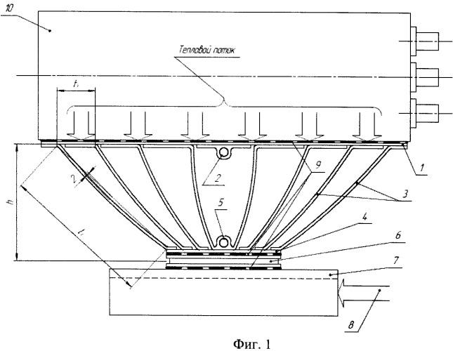 Устройство для регулирования теплового режима аккумулятора и измерения мощности его тепловыделения
