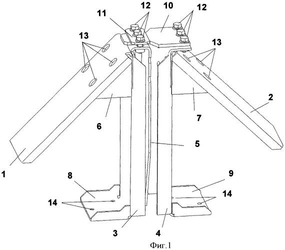 Симметричный вибратор укв