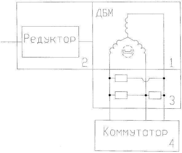 Электромеханический привод раскрытия