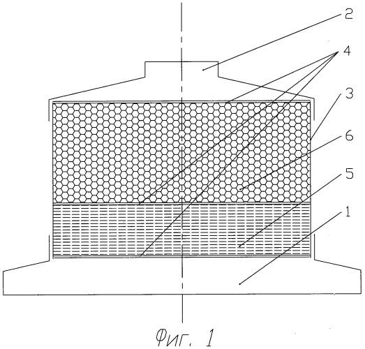Фильтр-пылегазоуловитель частиц и аэрозолей