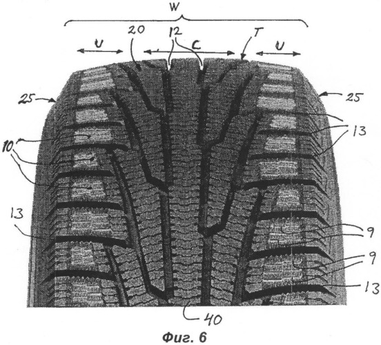 Конструкция изнашивающегося слоя автомобильной шины, автомобильная шина, снабженная таким слоем, и ламельный элемент